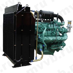 Газопоршневой агрегат Doosan